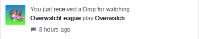 Twitch Notification