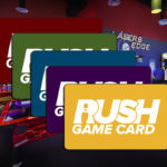 Rush Game Cards