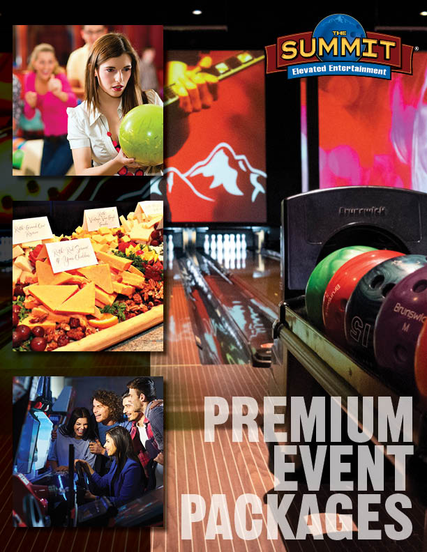 The Summit Premium Event Packages Cover