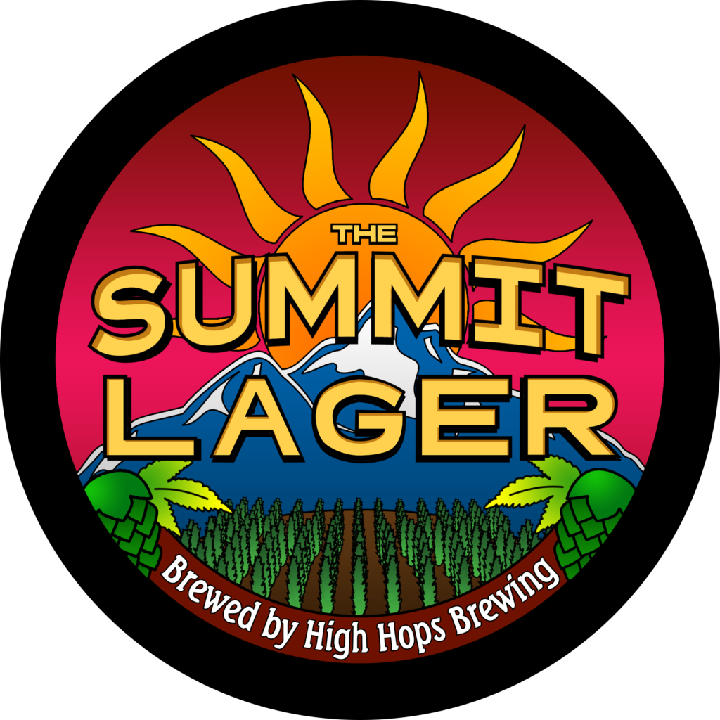 The Summit Lager Logo