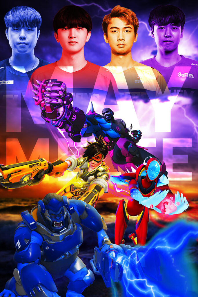 May Melee Poster